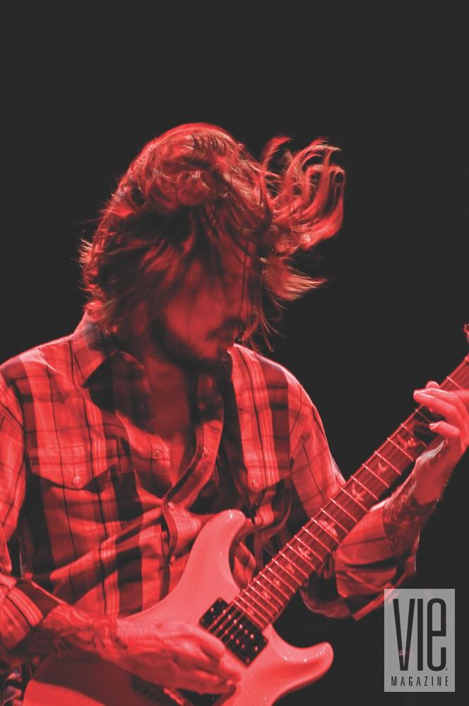 Deluna Fest Pensacola Beach 311 Concert guitarist