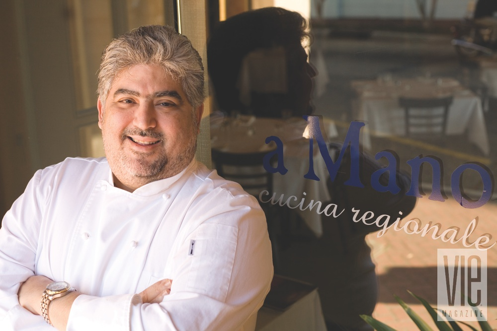 New Orleans Revival Chef Adolfo Garcia RioMar A Mano Gusto