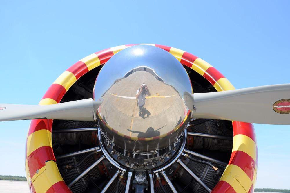vie magazine boeing stearman model 75 kaydet military flight aerobatics plane
