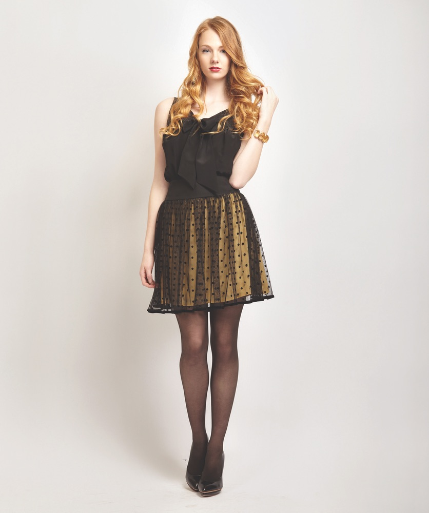 Lauren Leonard Leona Collection, Ellen top with Tutu much skirt