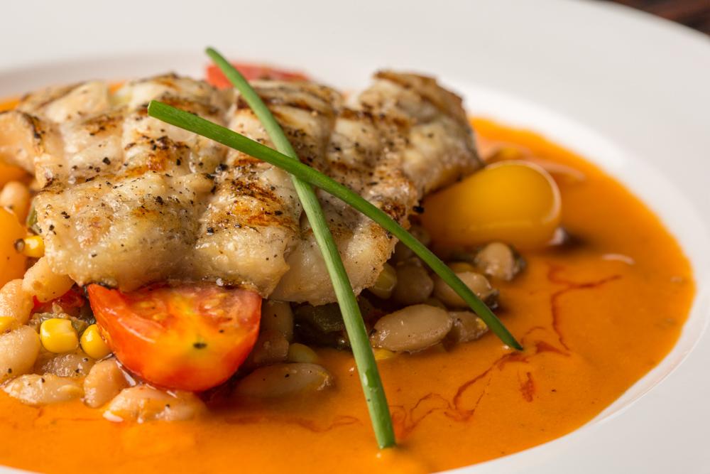VIE Magazine Fire Restaurant Napa Style Food Foodie