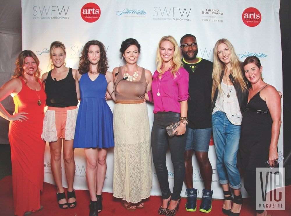 vie magazine south walton fashion week women