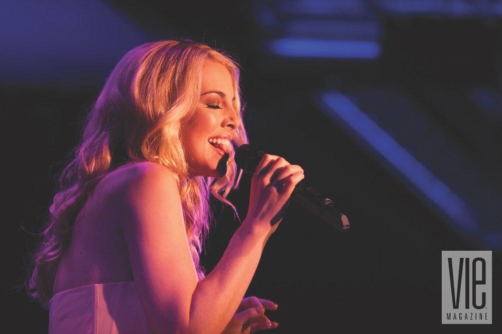 Vie Magazine Morgan James Singing