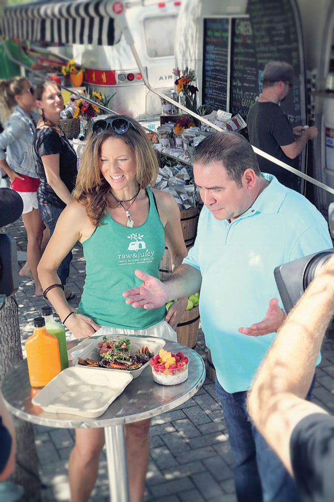 VIE Magazines in depth look at Emeril and Alden Lagasse, A Bountiful Life.