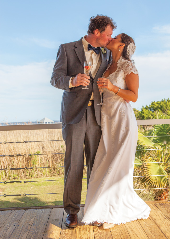 VIE Magazine Wedding Gulf of Mexico Birmingham Santa Rosa Beach