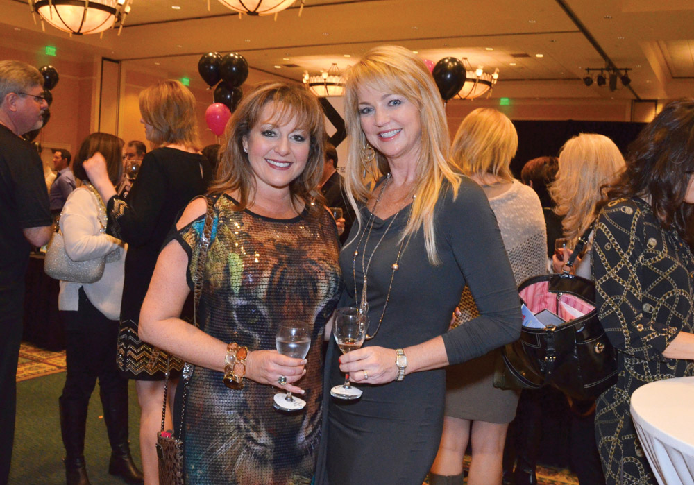 VIE Magazine Wine Women Shoes Fundraising heart sole Sinfonia Gulf Coast