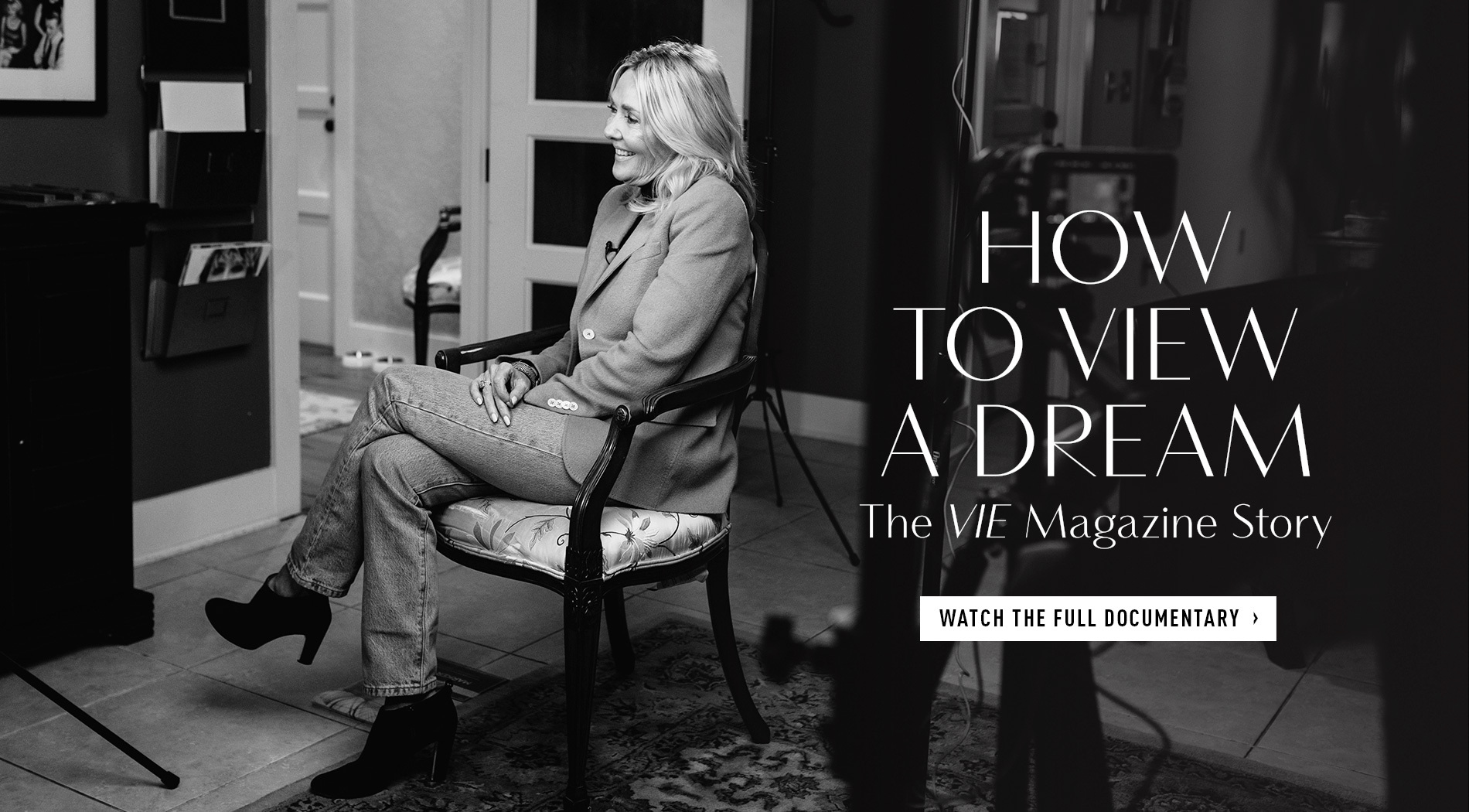 VIE magazine, The Idea Boutique, VIE Magazine Documentary, How to VIEw a Dream, AlohaBorah Media, Micaiah and Deborah Smoots, Andy Saczynski, Dave Rauschkolb, Jane Hamon