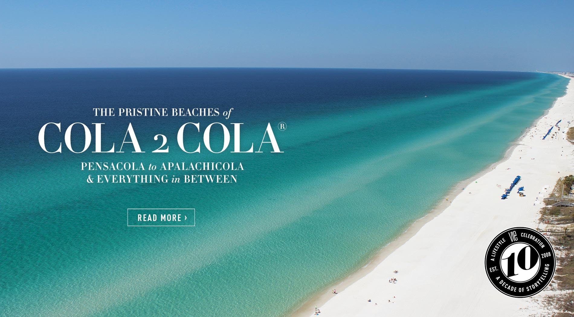 VIE Magazine, February 2018, Destination Travel Issue, Pensacola to Apalachicola Florida Travel Guide