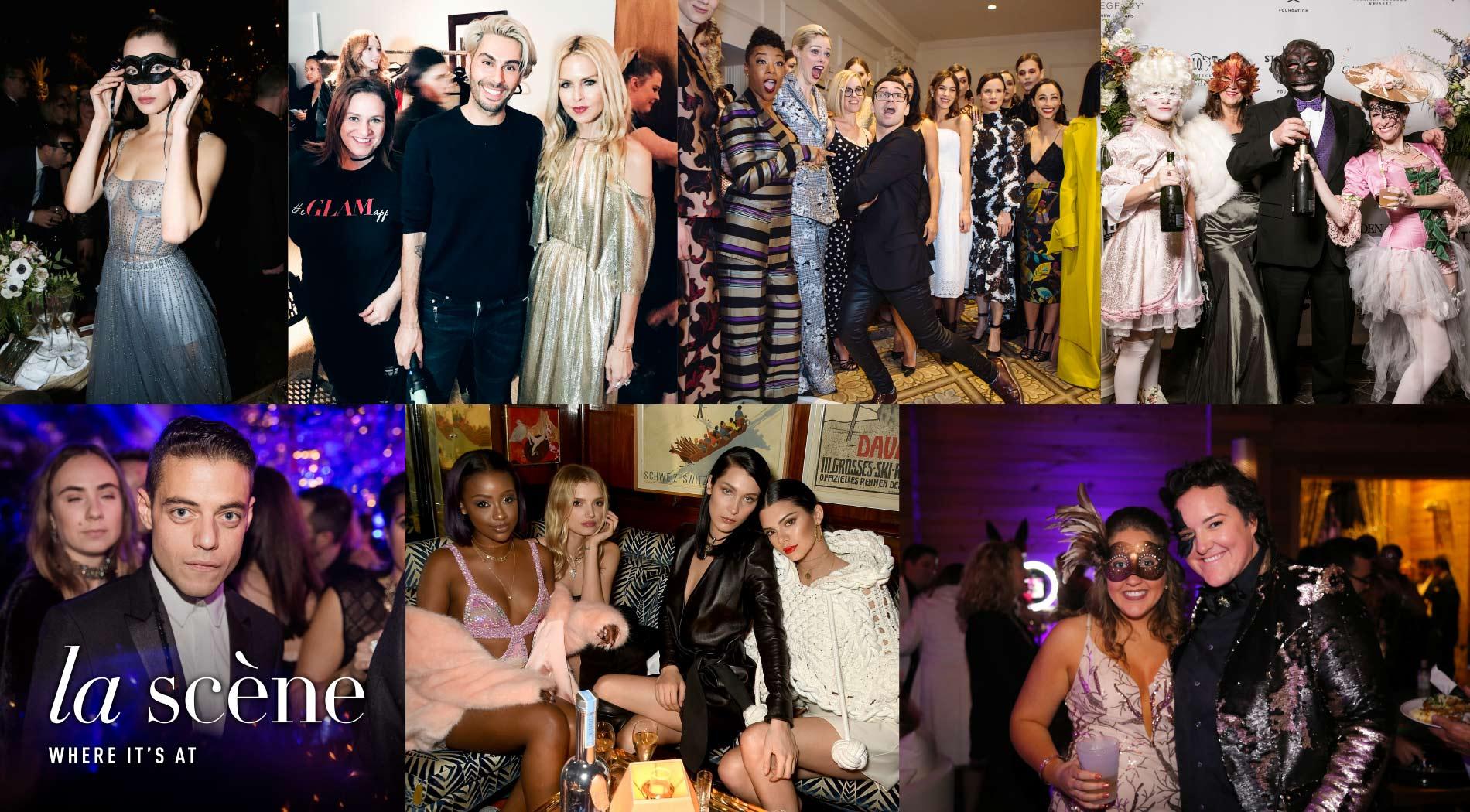 VIE Magazine - 2017 Culinary & Couture Issue La Scene