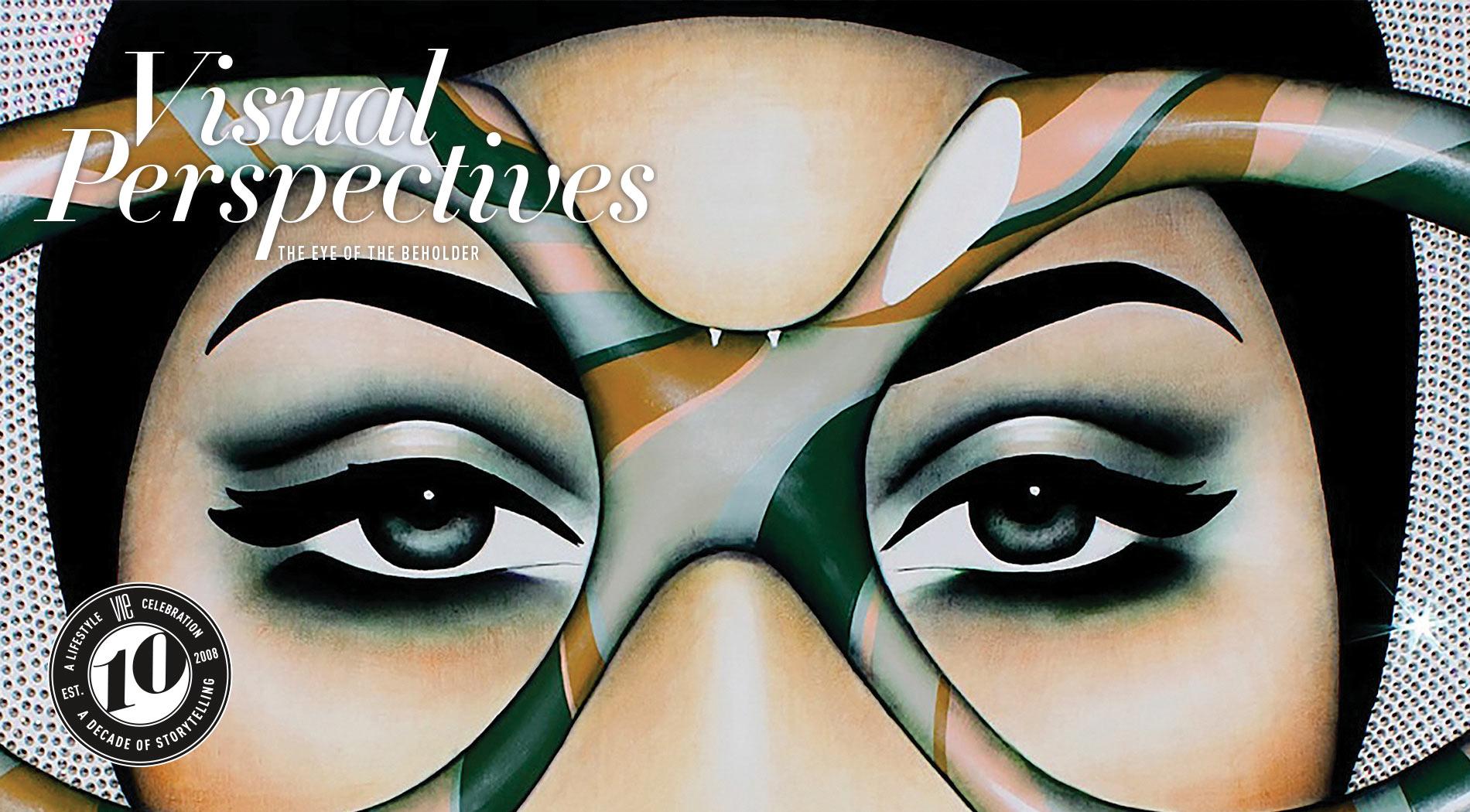 VIE Magazine - November 2017 Art & Culture Issue
