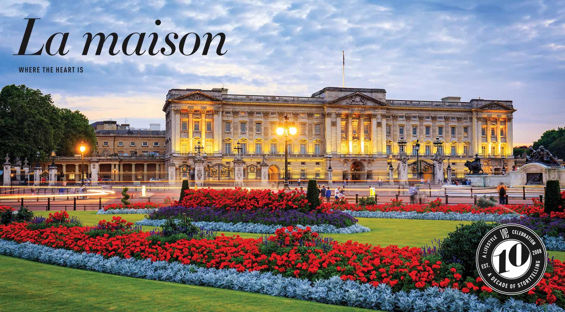 VIE Magazine - October 2017 Home & Garden Issue - La Maison