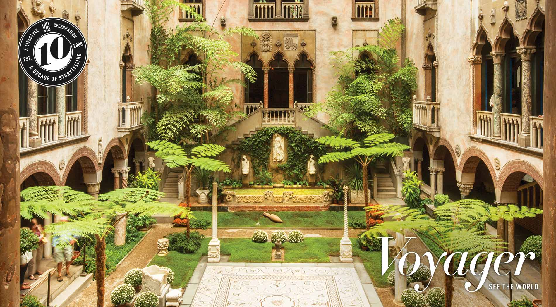 VIE Magazine - October 2017 Home & Garden Issue - Voyager