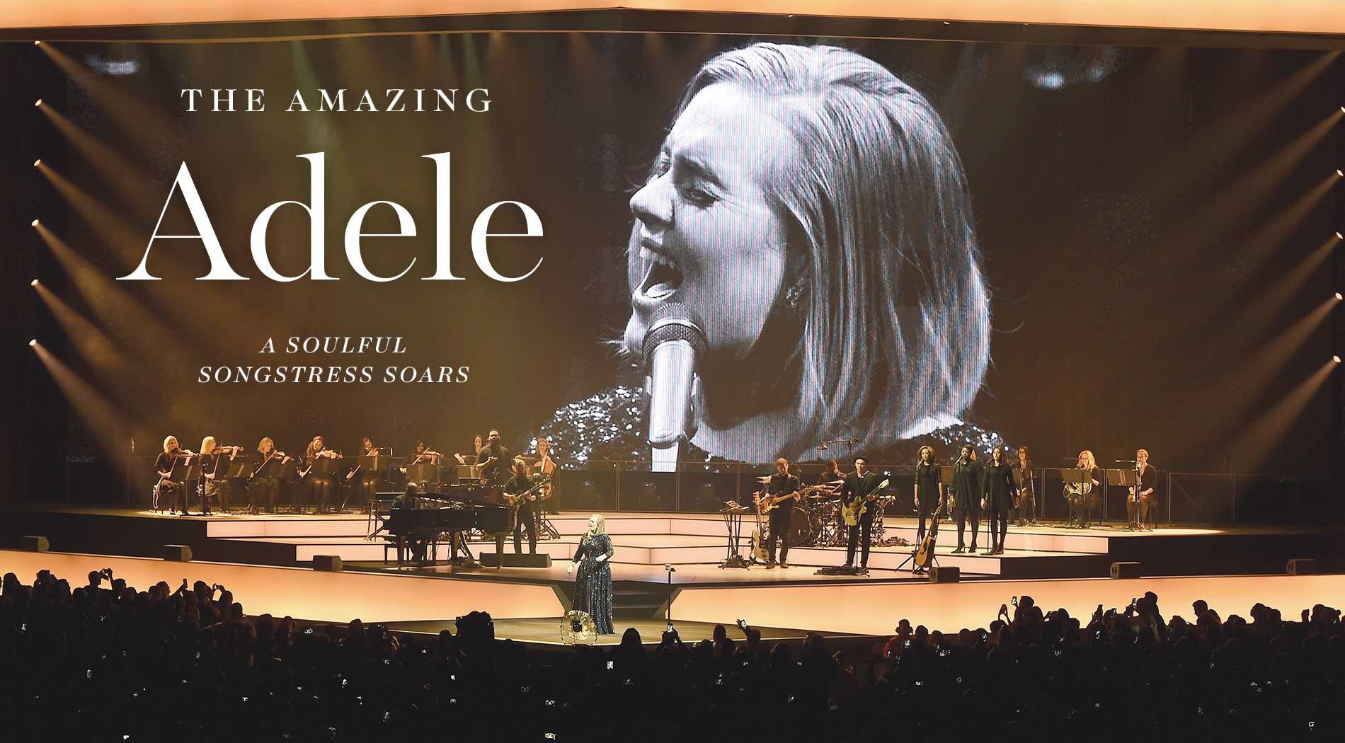 Adele - VIE Magazine
