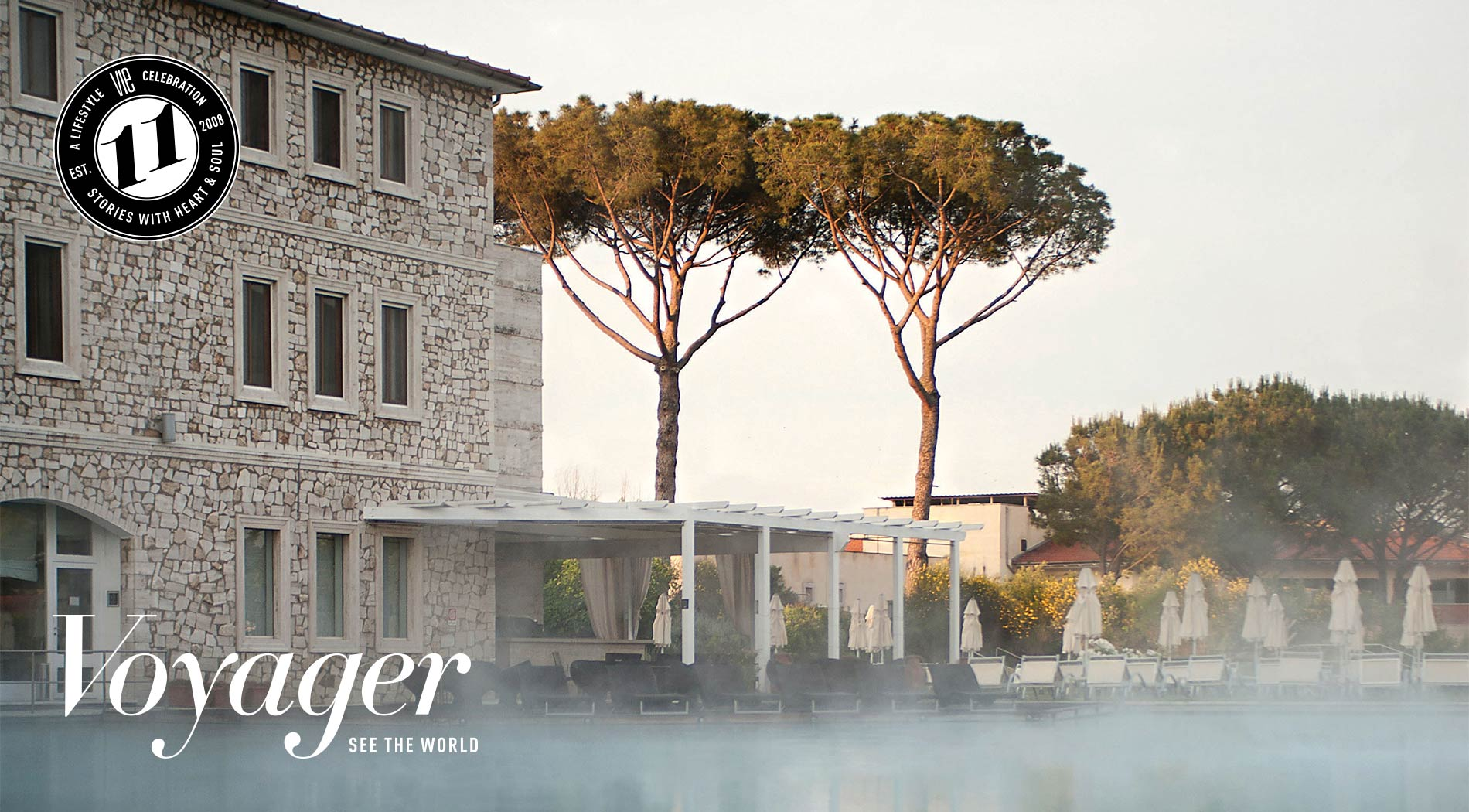 VIE Magazine February 2019 Luxury Homes & Technology Issue - Voyager