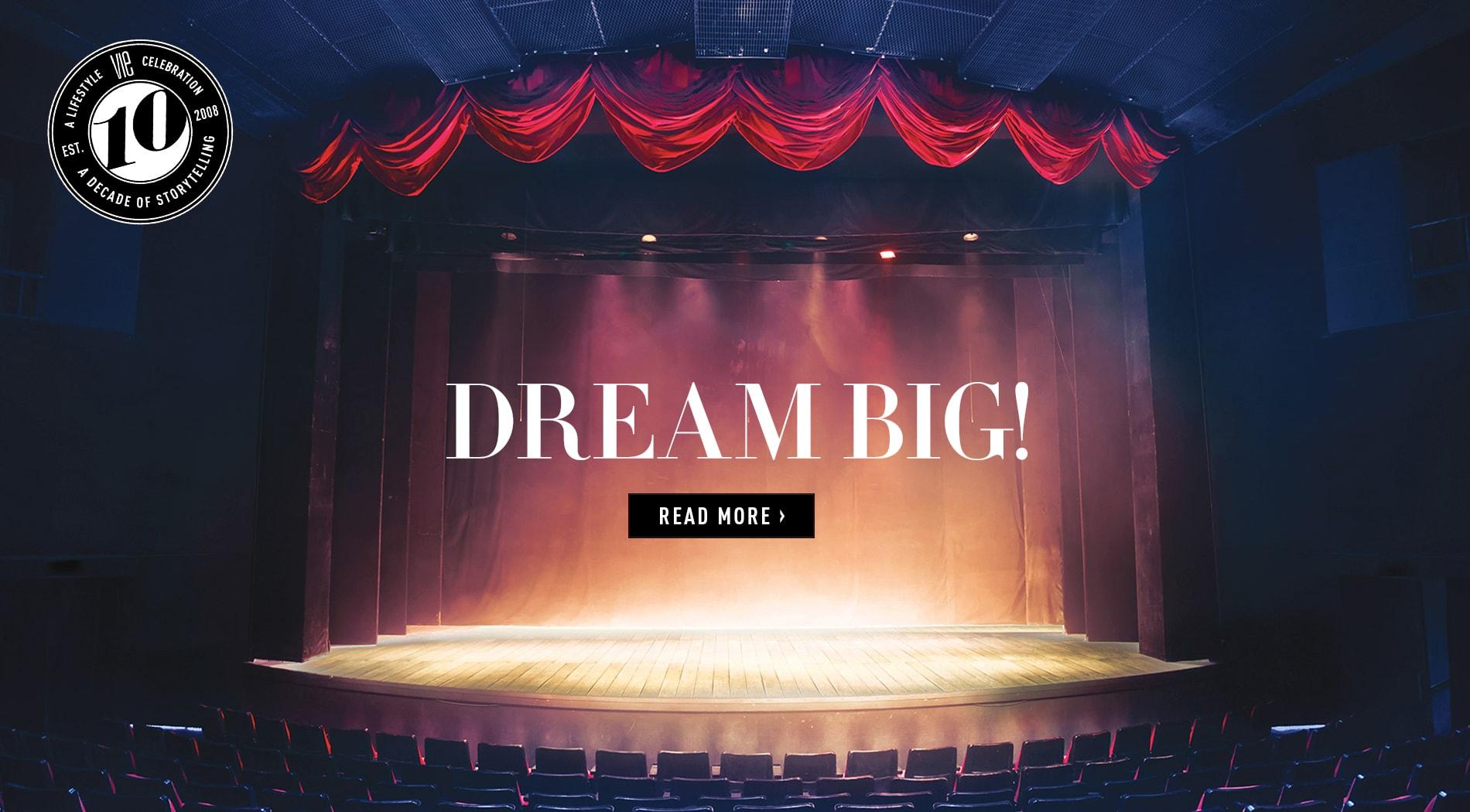 VIE Magazine - July 2018 Architecture & Design Issue - Dream Big!