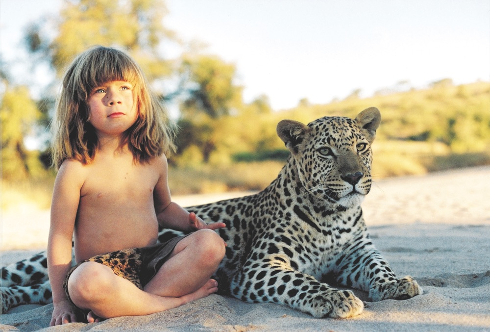 Tippi of South Africa A Real-Life Jungle Book Rebecca Barnes Sylvie Robert Leopard