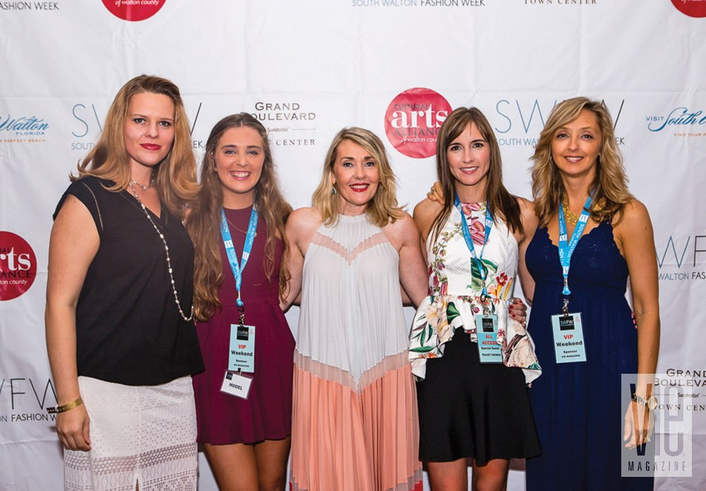 Vie Magazine South Walton Fashion Week 2014