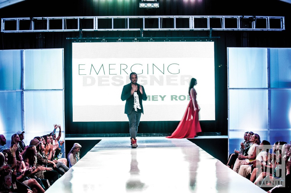 Vie Magazine South Walton Fashion Week 2014 runway
