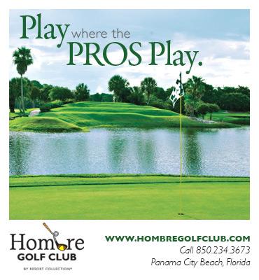 Hombre Golf Club Sidebar Ad