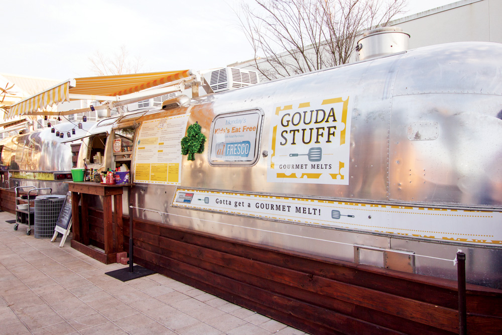 Gouda Stuff food truck