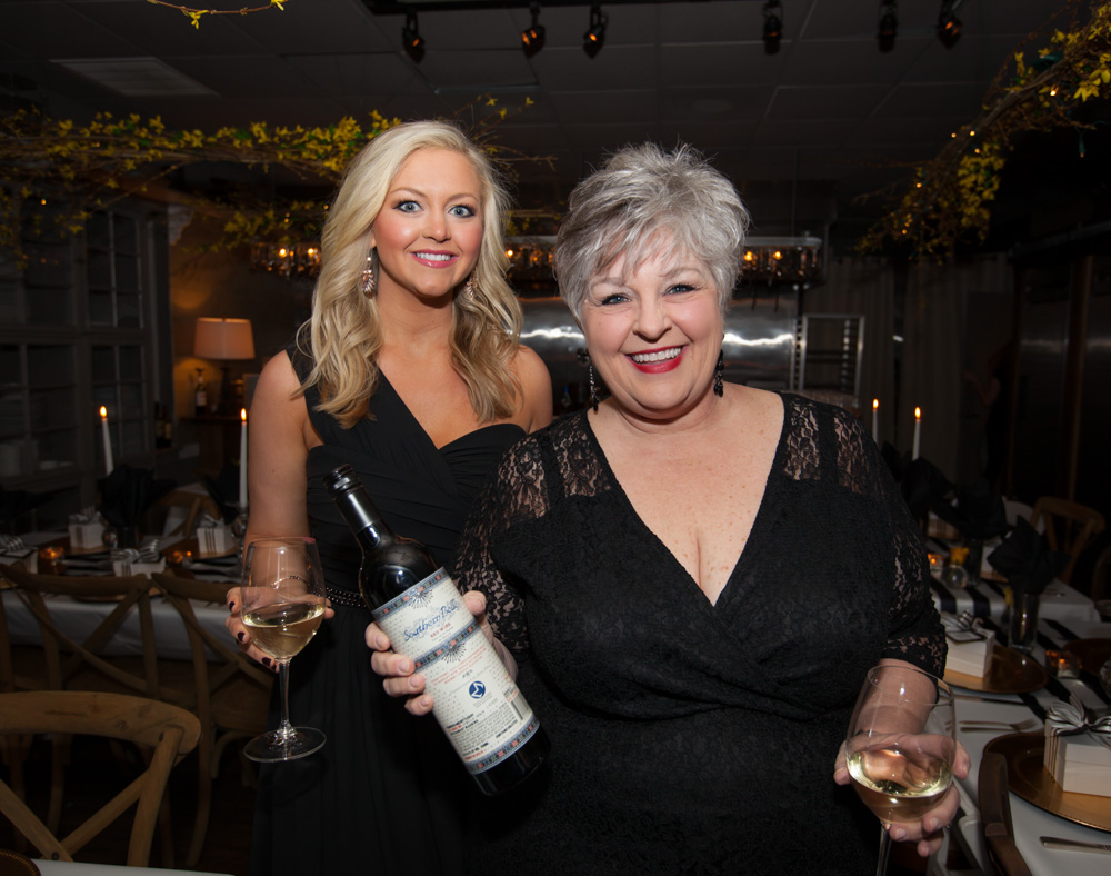 Wine Women and Shoes Vintner Dinner 2015 hosted at Roux 30A, Grayton Beach, Florida.