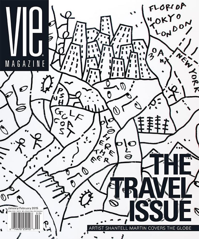 The Travel Issue
