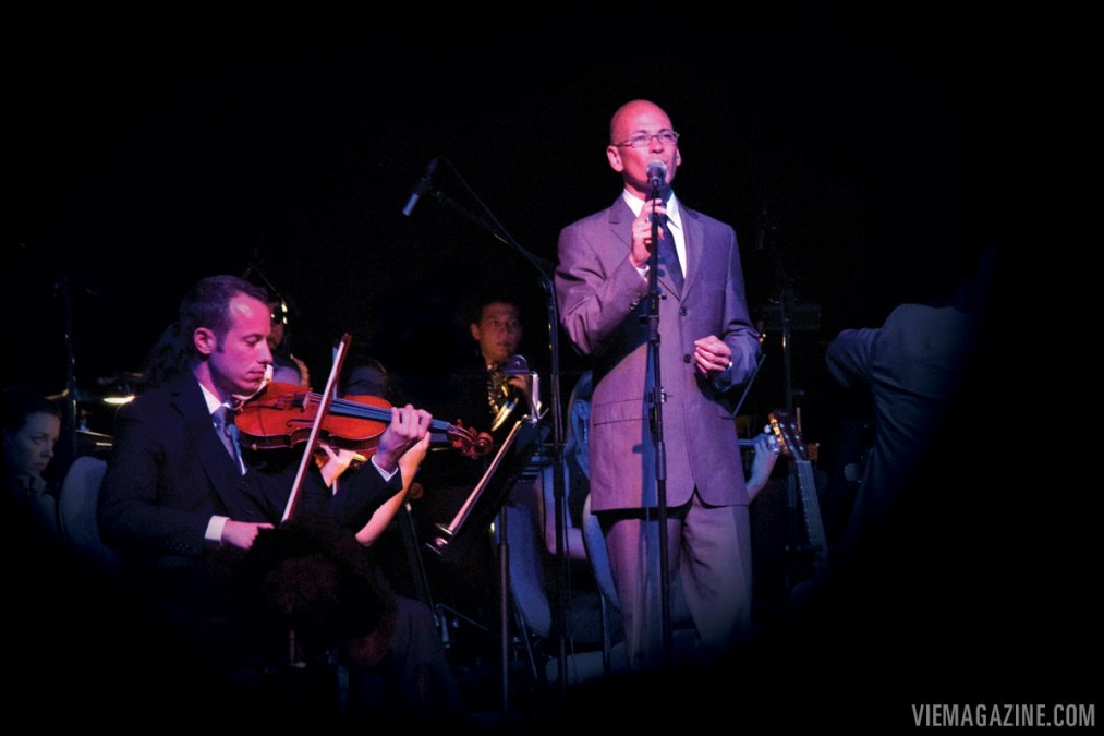 Pink Martini performs for Sinfonia | Photo by Gerald Burwell – VIE July/August 2012