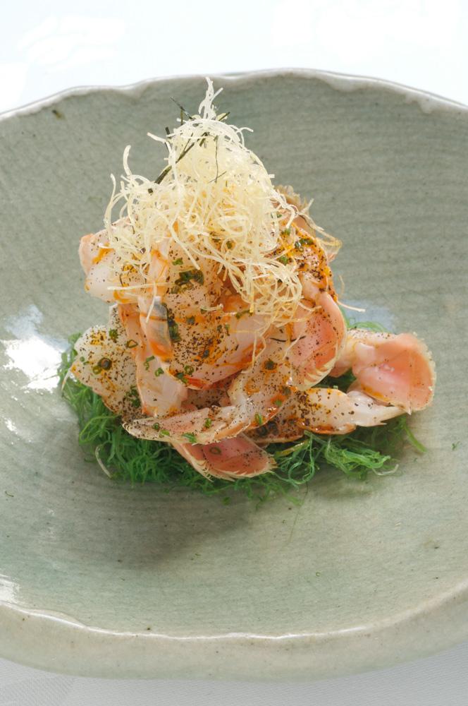 Tetsuya's Roast Scampi, Sydney, Australia