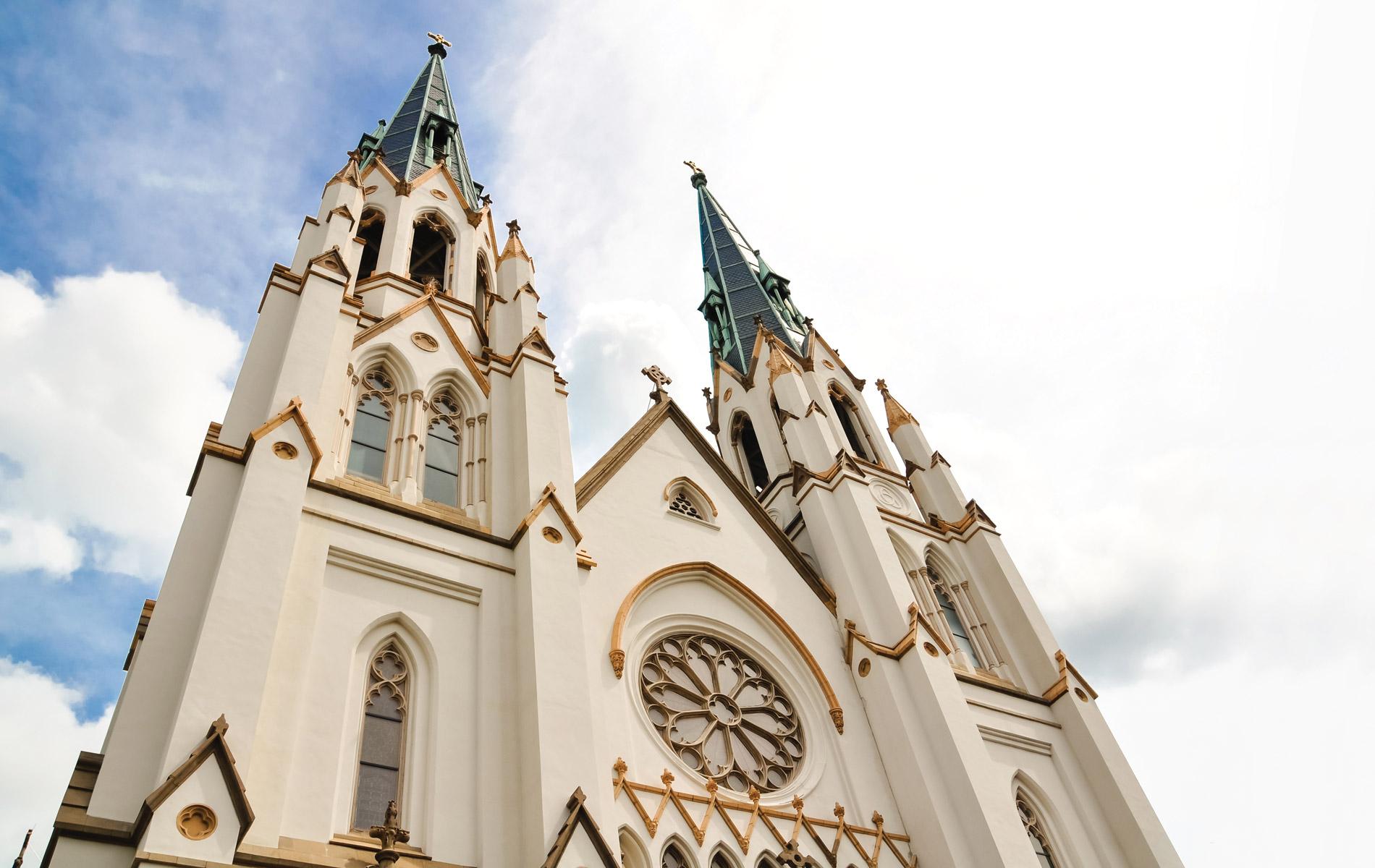 Church in Savannah