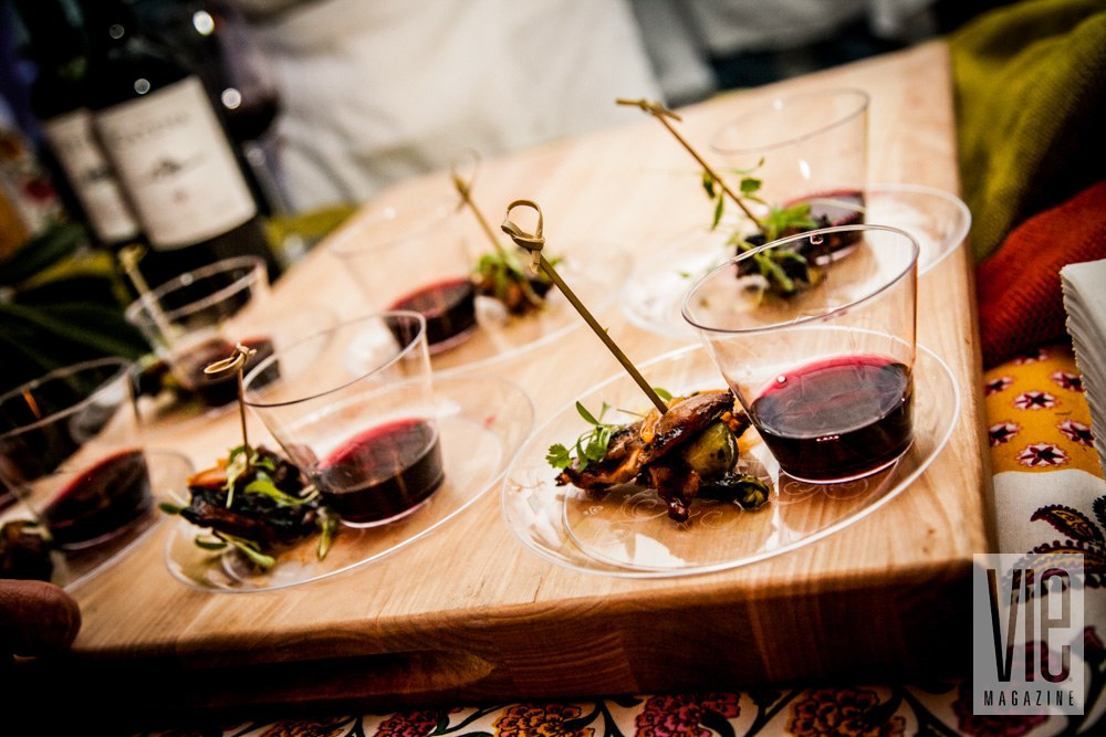 Seaside Taste of the Race Wine and Food Pairings