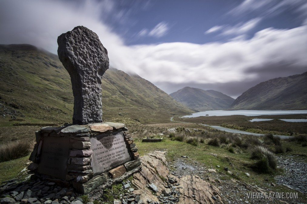 """An Gorta Mor: A History Worth Remembrance,"" Connemara Life magazine 2015 – Photo by Mark Furniss"