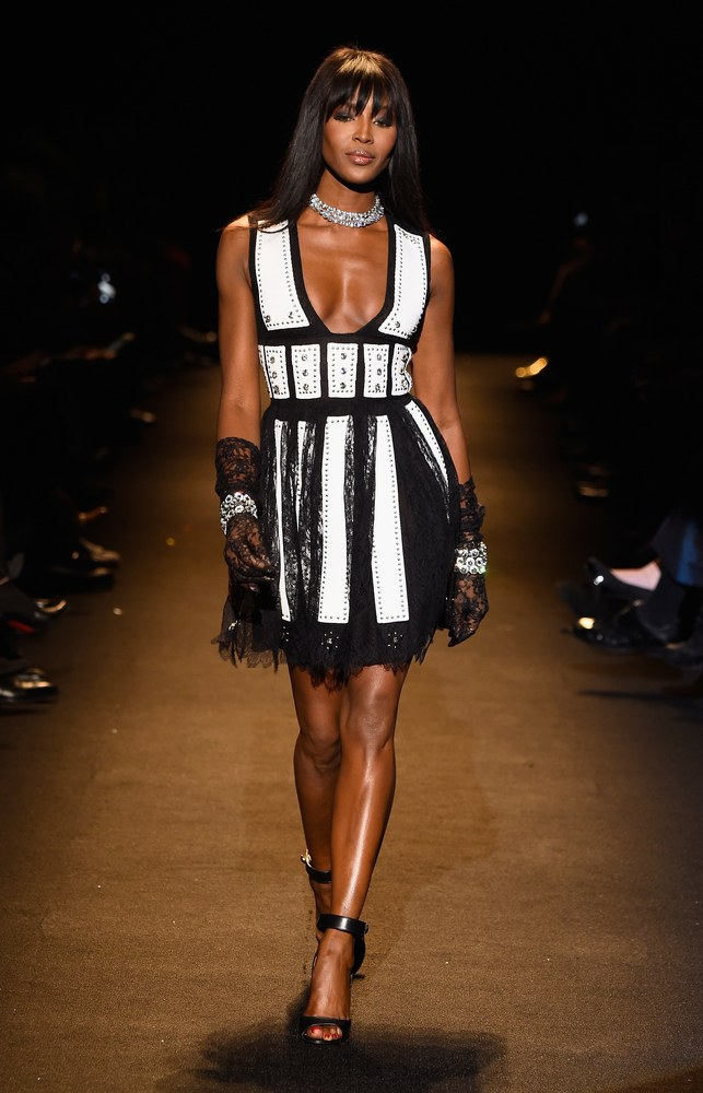 Naomi Campbell's Fashion For Relief Charity Fashion Show - Runway