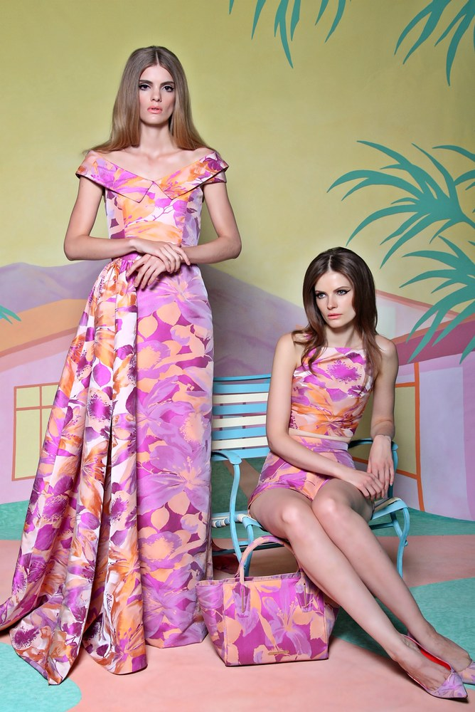 resort collection dresses from christian siriano