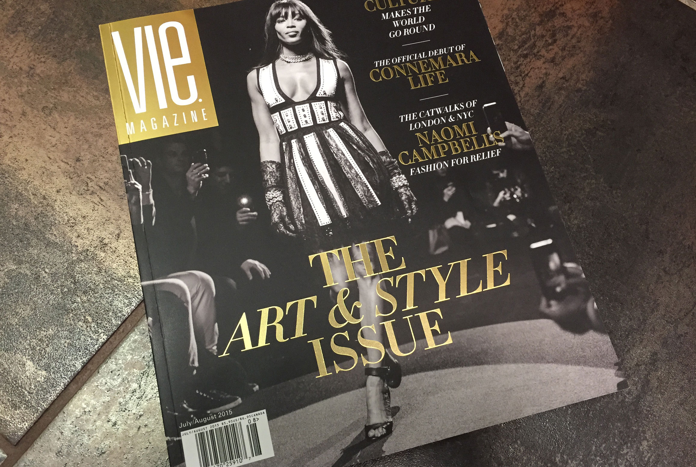 vie magazine art and style issue