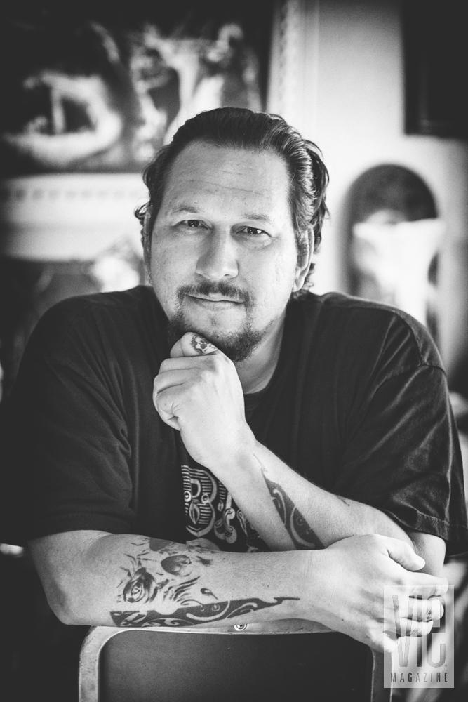 profile of tattoo artist eddie davis