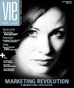 VIE Magazine Fall 2009 Issue - eMarketing Explosion