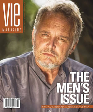 VIE Magazine January/February 2014 - The Men�s Issue