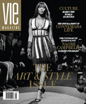VIE Magazine July/August 2015 - The Art & Style Issue