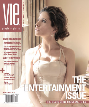 VIE Magazine March/April 2012 - The Entertainment Issue