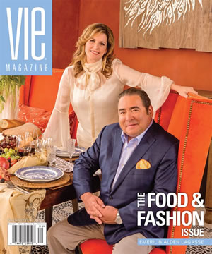 VIE Magazine March/April 2014 - The Food & Fashion Issue