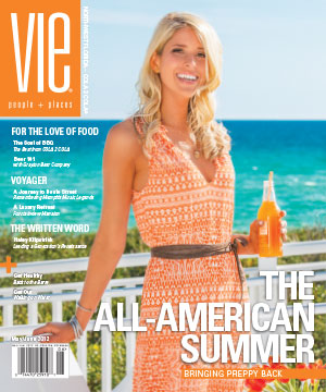 VIE Magazine May/June 2012 - The All American Summer