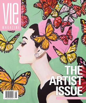 VIE Magazine May/June 2013 - The Artist Issue