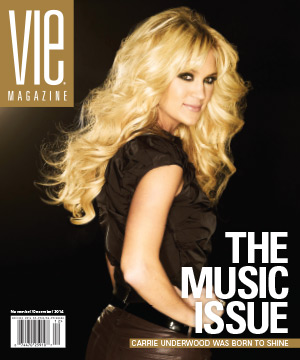 VIE Magazine November/December 2014 - The Music Issue