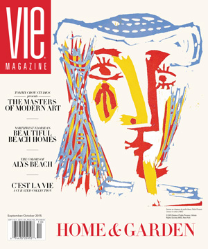 VIE Magazine's Home and Garden Issue Fall 2015