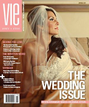 VIE Magazine Spring 2011 - The Wedding Issue