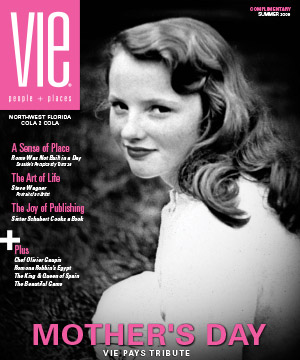 VIE Magazine Summer 2009 Issue - Tribute to Mother�s Day