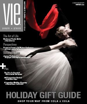 VIE Magazine Winter 2009 Issue - Holiday Gift Guide