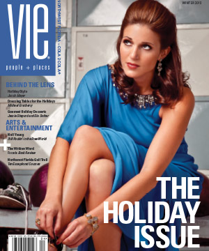 VIE Magazine Winter 2010 - The Holiday Issue