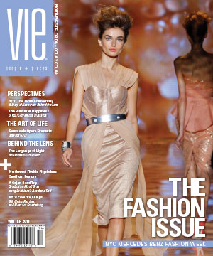 VIE Magazine Winter 2011 - The Fashion Issue