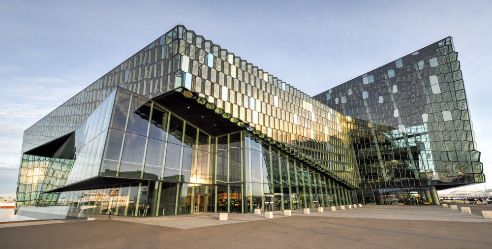 Harpa Concert Hall and Conference Centre Iceland